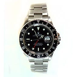Rolex Stainless GMT