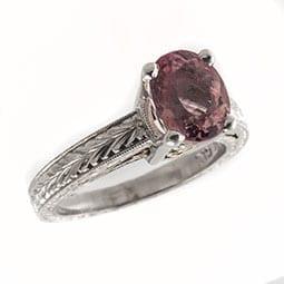 Platinum-Precious-Topaz-Ring