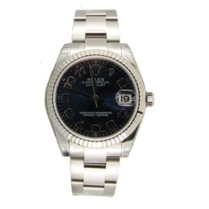 Rolex 31mm Datejust 178274 Front